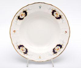 Набор глубоких тарелок СИНИЙ ГЛАЗ Bernadotte 23 см