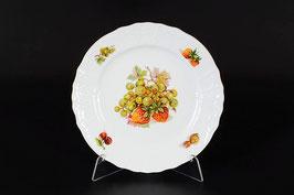 Набор закусочных тарелок Bernadotte ФРУКТЫ 21 см