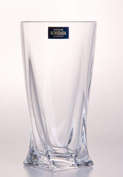 Набор стаканов КВАДРО Прозрачный Bohemia Crystal 350 мл