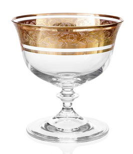 Набор креманок КЛАУДИЯ Bohemia Crystal 4 штуки