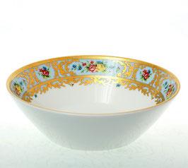 Набор салатников Falkenporzellan VIENNA BLUE GOLD 18 см