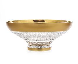 Хрустальная ваза для фруктов Bohemia Crystal ФЕЛИЦИЯ 20,5 см