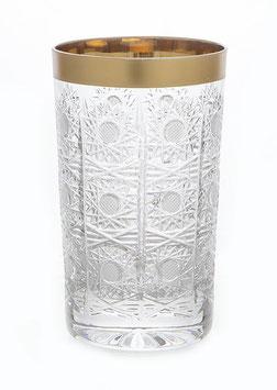 Набор хрустальных стаканов Bohemia Cristal СНЕЖИНКА ФЕЛИЦИЯ 250 мл
