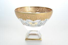 Ваза для конфет Astra Gold NATALIA CREM GOLD 24,5 см