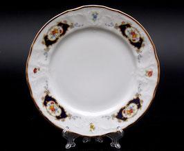 Набор десертных тарелок СИНИЙ ГЛАЗ Bernadotte 17 см