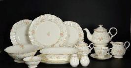 Столово-чайный сервиз Midori ВОСПОМИНАНИЕ на 12 персон 76 предметов