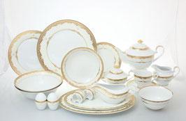 Столово-чайный сервиз Royal Classics РОЯЛ на 12 персон 81 предмет