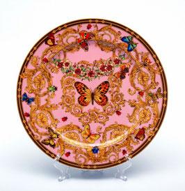 Немецкий фарфор. Блюдо Круглое Rosenthal ЛЕ ЖАРДИН 30 см ( артикул МН 10713 В )