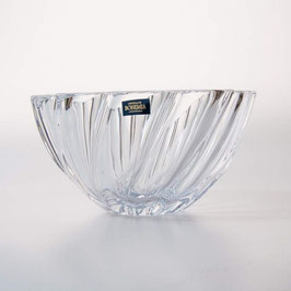 Ваза для конфет СКАЛЛОП Bohemia Crystal  19 см