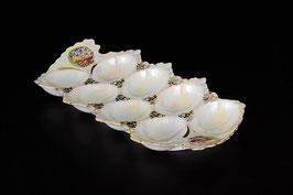 Поднос для яиц МАДОННА Queens Crown 25 см
