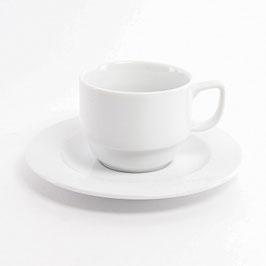Чайная пара Thun БЕНЕДИКТ для Ресторанов 2 предмета