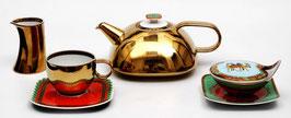 Немецкий чайный сервиз Rosenthal МАРКО ПОЛО на 6 персон 15 предметов ( артикул МН 11253 В )