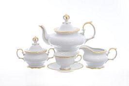 Чайный сервиз Queens Crown ПРЕСТИЖ на 6 персон 15 предметов
