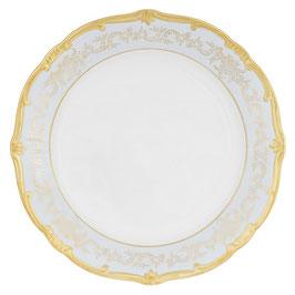 Блюдо круглое Weimar ЮВЕЛ Голубой 30 см ( артикул МН 54810 В )