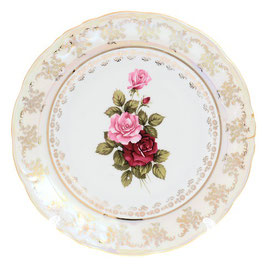 Набор закусочных тарелок РОЗА Carlsbad 21 см