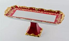 Рулетница на ножке Weimar ЮВЕЛ Красный 36 см ( артикул МН 4134 В )