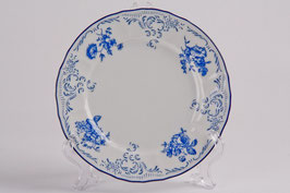 Набор десертных тарелок СИНИЙ Bernadotte 17 см