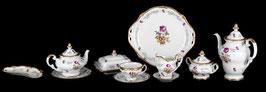 Немецкий чайный сервиз Weimar САНКТ - ПЕТЕРБУРГ на 12 персон 54 предмета ( артикул МН 30193 В )