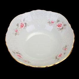 Набор салатников РОЗА СЕРАЯ Bernadotte 19 см