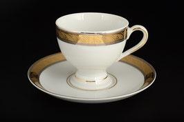 Набор для кофе ЯНА ЗОЛОТАЯ ЛЕНТА Thun на 6 персон 12 предметов
