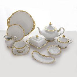 Немецкий чайный сервиз Weimar ПРЕСТИЖ на 6 персон 30 предметов ( артикул МН 28278 В )