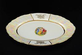 Блюдо овальное МАДОННА Bernadotte 34 см