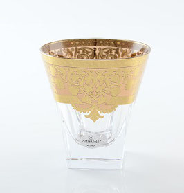 Набор стаканов для виски Astra Gold NATALIA CREM GOLD 200 мл