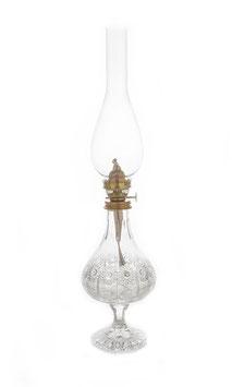 Хрустальная керосиновая лампа Bohemia Crystal