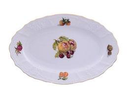 Блюдо овальное Bernadotte ФРУКТЫ 26 см