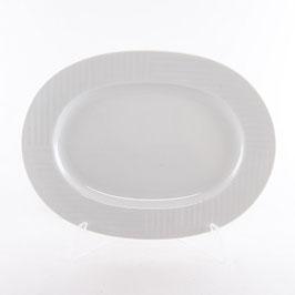 Блюдо овальное Thun БЕНЕДИКТ для Ресторанов 24 см