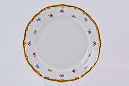 Блюдо круглое Weimar МЕЙСЕНСКИЙ ЦВЕТОК 30 см ( артикул МН 7694 В )