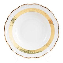 Набор глубоких тарелок Thun МАРИЯ ЛУИЗА ИВОРИ 23 см