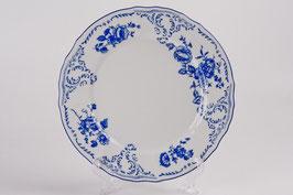 Набор постановочных тарелок СИНИЙ Bernadotte 25 см
