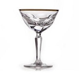 Немецкий Хрусталь ARNSTADT.  Набор бокалов для мартини ПАЛАИС 270 мл ( артикул МН 28190 В )