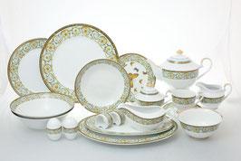 Столово-чайный сервиз Royal Classics ИЗАБЕЛЬ на 12 персон 81 предмет