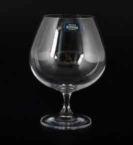 Набор бокалов для коньяка ГАСТРО  Bohemia Crystal 690 мл