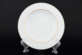 Набор глубоких тарелок Goldierado КОРОНА 23 см
