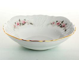 Салатник круглый РОЗА СЕРАЯ Bernadotte 25 см