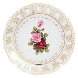 Набор закусочных тарелок РОЗА Carlsbad 19 см