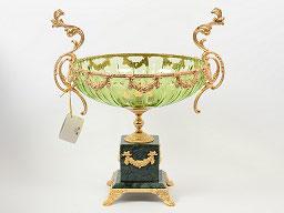 Декоративная ваза для фруктов Rozaperla 45*35 см