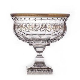 Хрустальная ваза для фруктов ARNSTADT ПРИНЦЕСС 24 см ( артикул МН 28209 В )