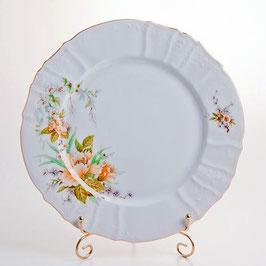 Блюдо круглое ОСЕННИЙ ЛИСТ Bernadotte 30 см