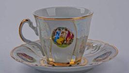 Набор для чая МАДОННА Bernadott на 6 персон 12 предметов