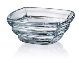 Ваза для фруктов Bohemia Crystal СЕГМЕНТ 32 см