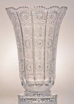 Хрустальная ваза для цветов Bohemia Crystal 25,5 см