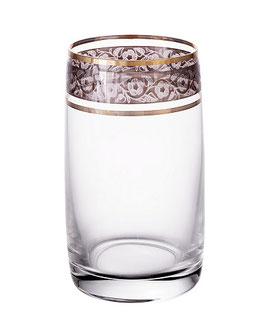 Набор стаканов  КЛАУДИЯ Bohemia Crystal 380 мл
