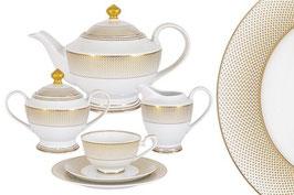 Чайный сервиз Midori ВИРДЖИНИЯ на 6 персон 23 предмета