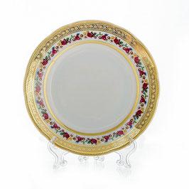 Набор десертных тарелок Moritz Zdekalier МЕЛКАЯ РОЗА 17 см