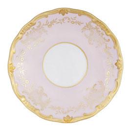 Набор блюдец Weimar ЮВЕЛ Розовый 15 см ( артикул МН 51790 В )