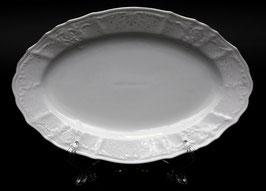 Блюдо овальное Bernadotte Платиновый Ободок 26 см